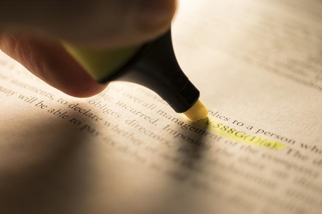 čtení zákona
