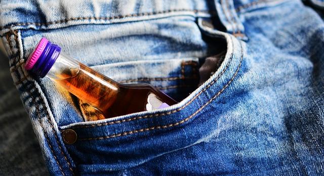 brandy v kapse