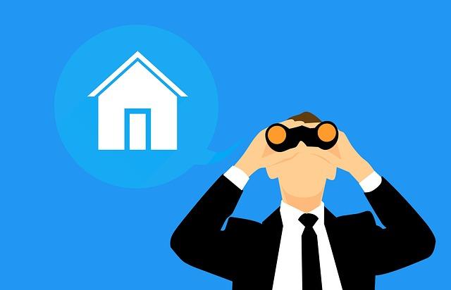hledat solidního poskytovatele hypoték